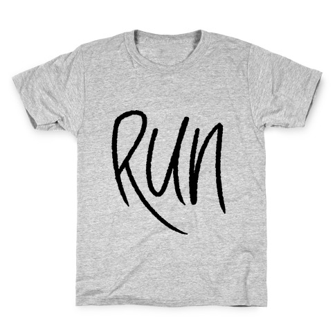 Run Kids T-Shirt