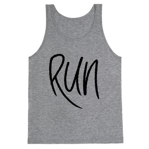 Run Tank Top