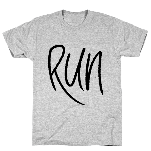 Run Mens T-Shirt