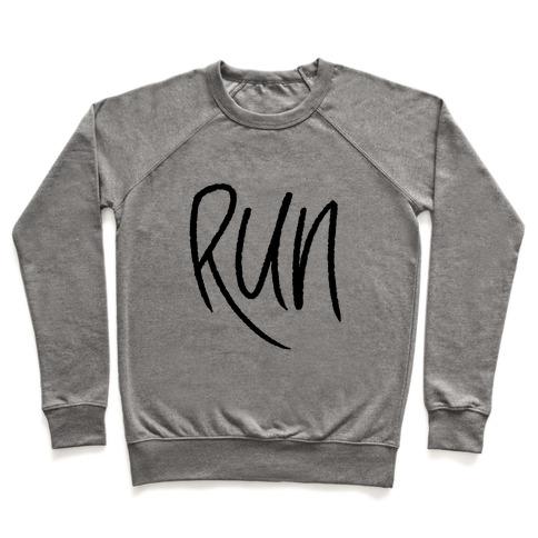 Run Pullover