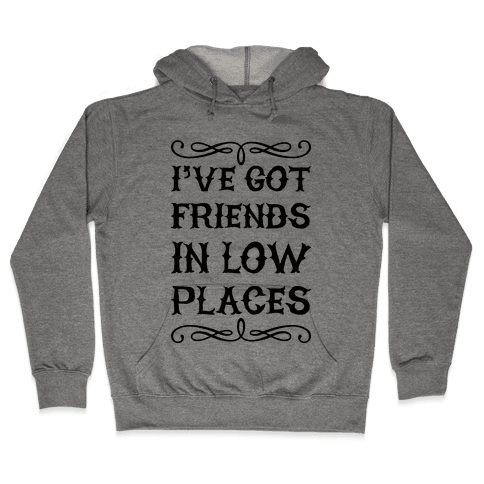 Low Places Hooded Sweatshirt