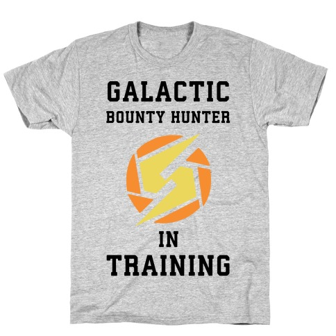 Galatic Bounty Hunter In Training T-Shirt