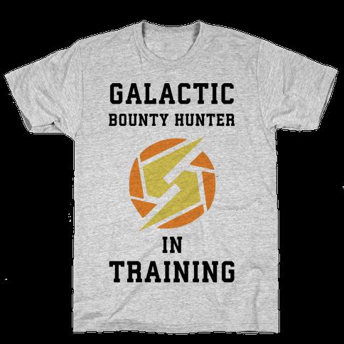 Galatic Bounty Hunter In Training Mens T-Shirt