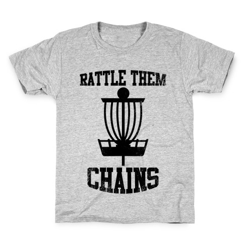 Rattle Them Chains Kids T-Shirt