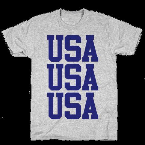 USA Mens T-Shirt