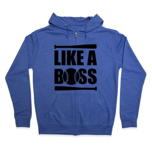 a0da74a8ed5a Like A Boss Hoodie