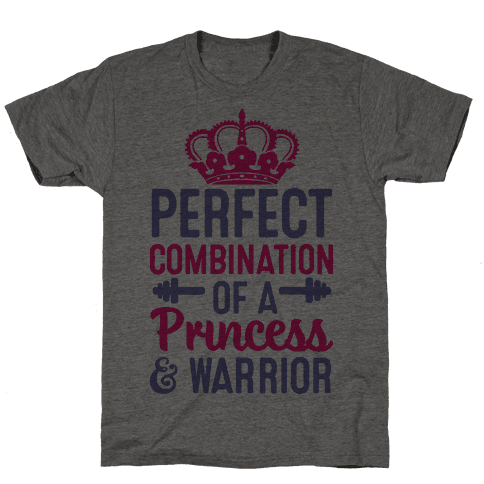 Perfect Combination Of A Princess & Warrior