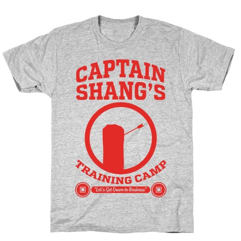 Captain Shang's Training Camp T-Shirt