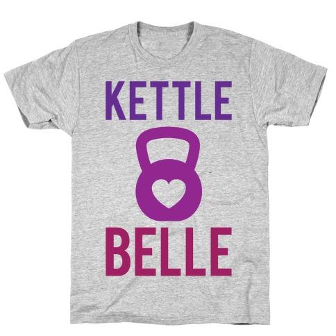 Kettle Belle Mens/Unisex T-Shirt
