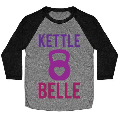 Kettle Belle Baseball Tee