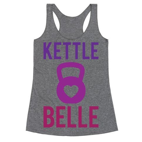 Kettle Belle Racerback Tank Top