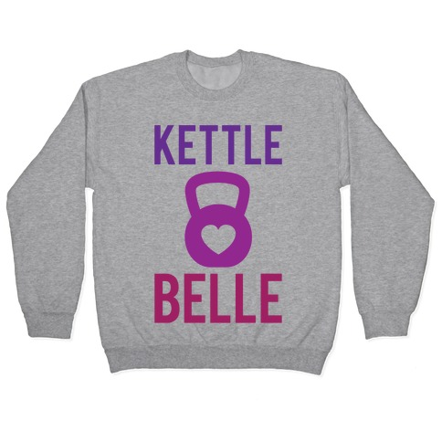 Kettle Belle Pullover