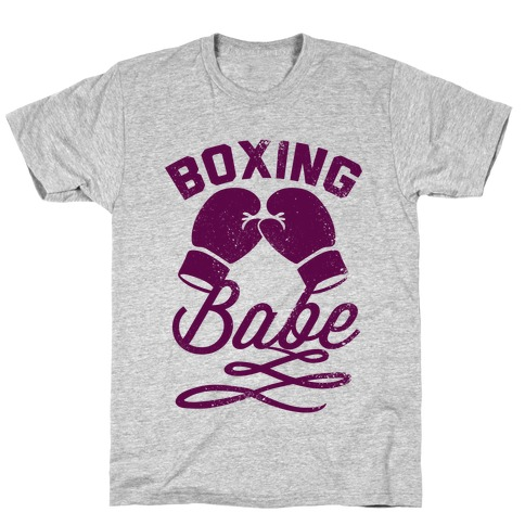 Boxing Babe (Vintage) T-Shirt