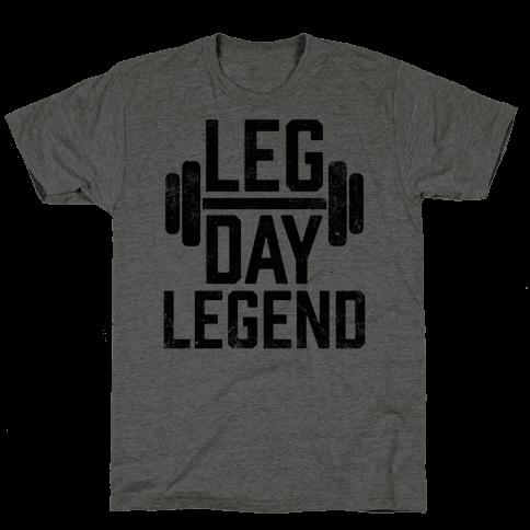 Leg Day Legend