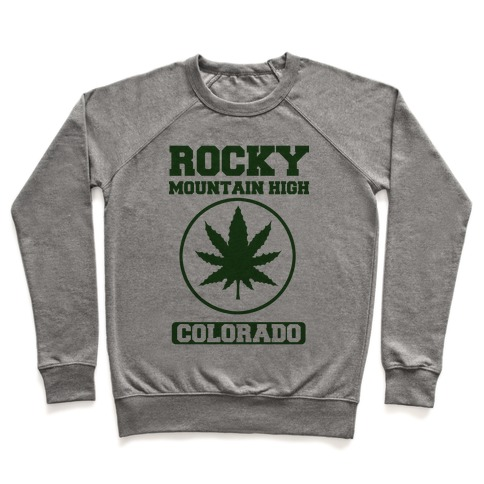 Rocky Mountain High Pullover
