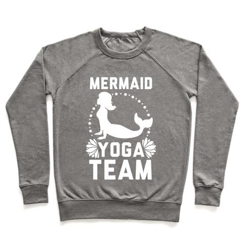 Mermaid Yoga Team Pullover