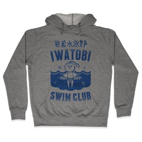 Iwatobi Swim Club Hooded Sweatshirt