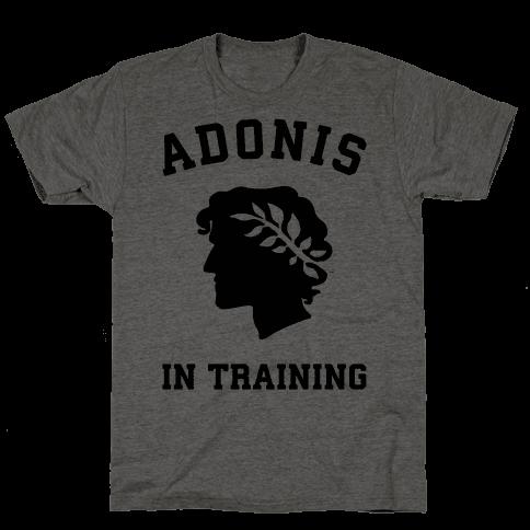 Adonis In Training