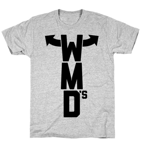 WMD's Mens T-Shirt