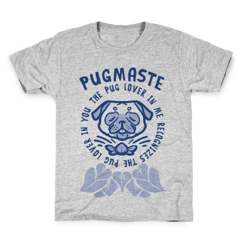 Pugmaste Kids T-Shirt