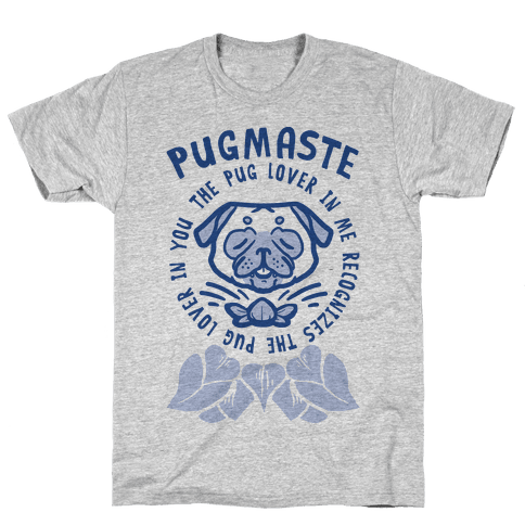 Pugmaste Mens T-Shirt