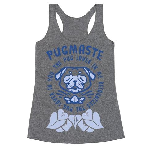 Pugmaste Racerback Tank Top