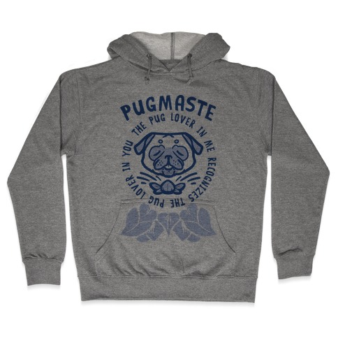 Pugmaste Hooded Sweatshirt