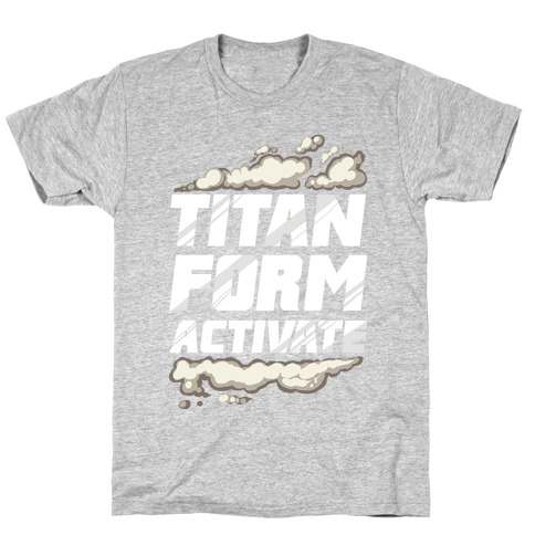 Titan Form Activate T-Shirt