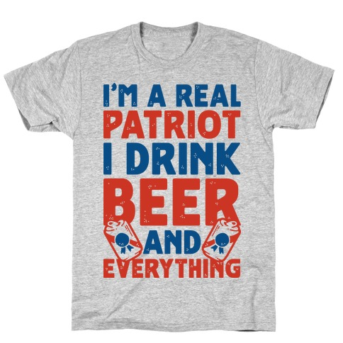 Real Patriot T-Shirt