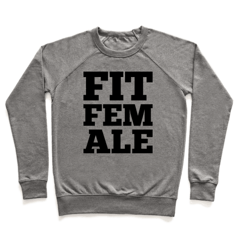 Fit Female Pullover