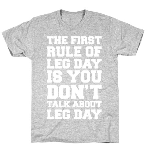 Leg Day Club T-Shirt