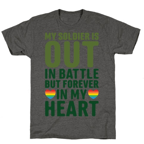 Out Soldier T-Shirt