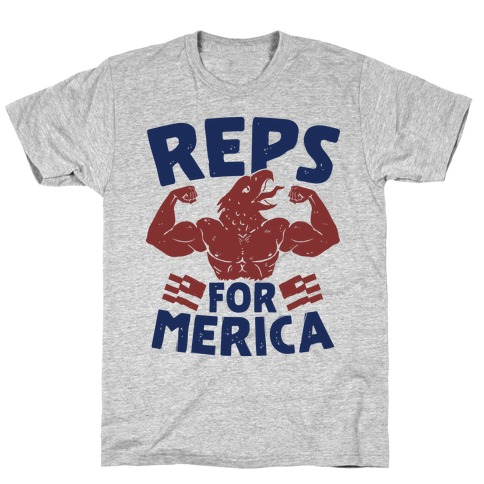 Reps For 'Merica T-Shirt