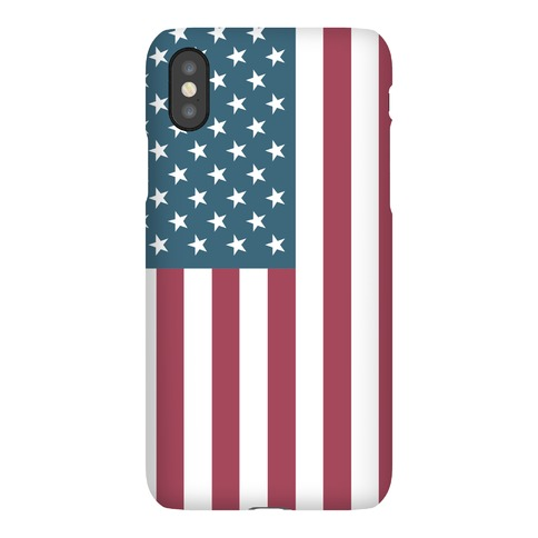 Stars and Stripes Forever Phone Case