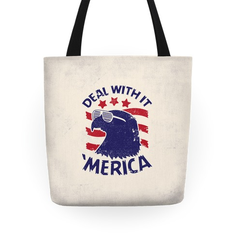 Deal With It Tote