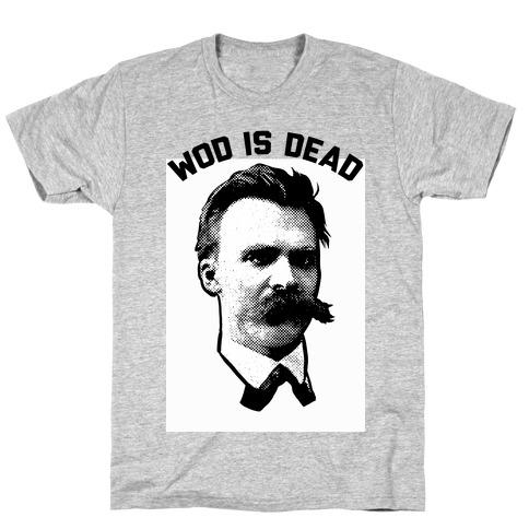 WOD is Dead T-Shirt