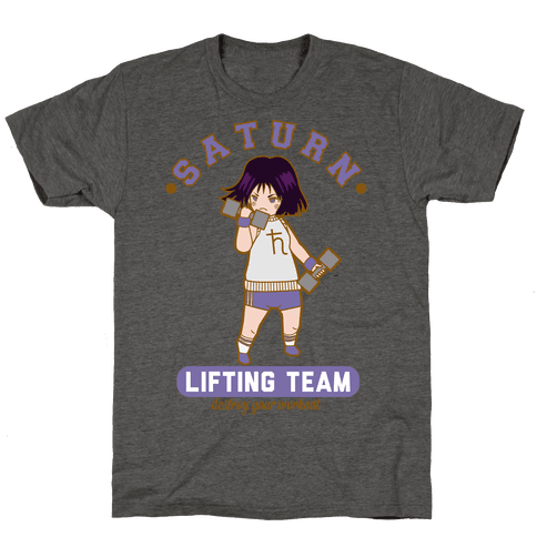 Saturn Lifting Team