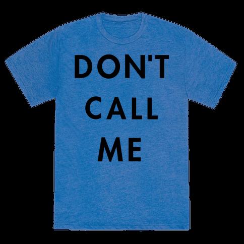 HUMAN - Don't Call Me