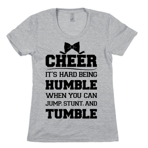 CHEER Womens T-Shirt