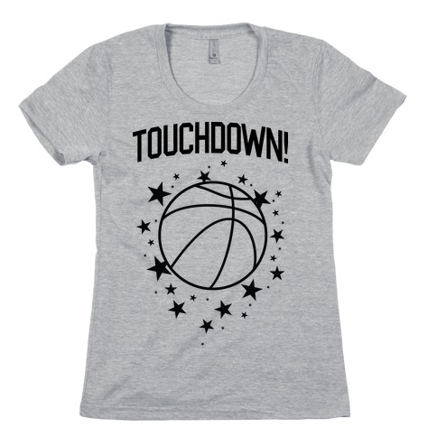 Touchdown! Womens T-Shirt