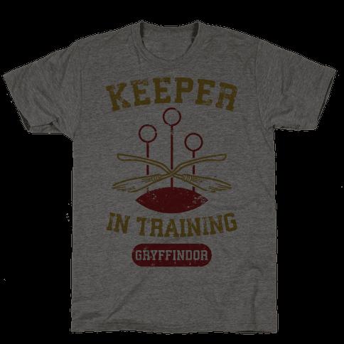 Keeper In Training (Gryffindor)