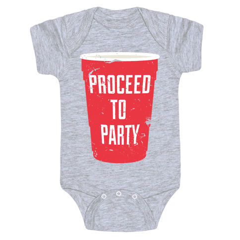 Proceed to Party Baby Onesy