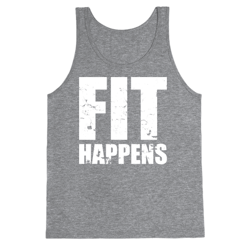 Fit Happens Tank Top