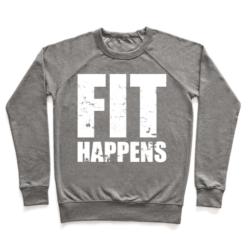 Fit Happens Pullover