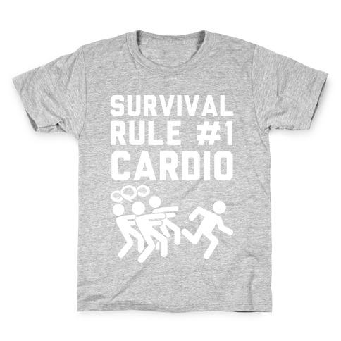 Rule One Cardio Kids T-Shirt