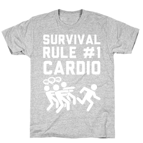 Rule One Cardio T-Shirt