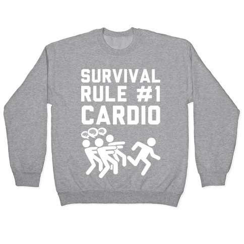 Rule One Cardio Pullover