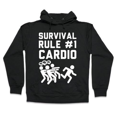 Rule One Cardio Hooded Sweatshirt