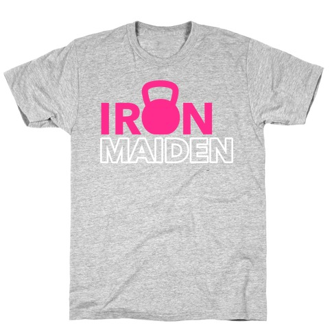 Iron Maiden (Kettlebell) T-Shirt