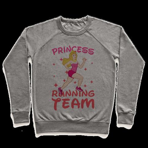 Princess Running Team (Pink) Pullover